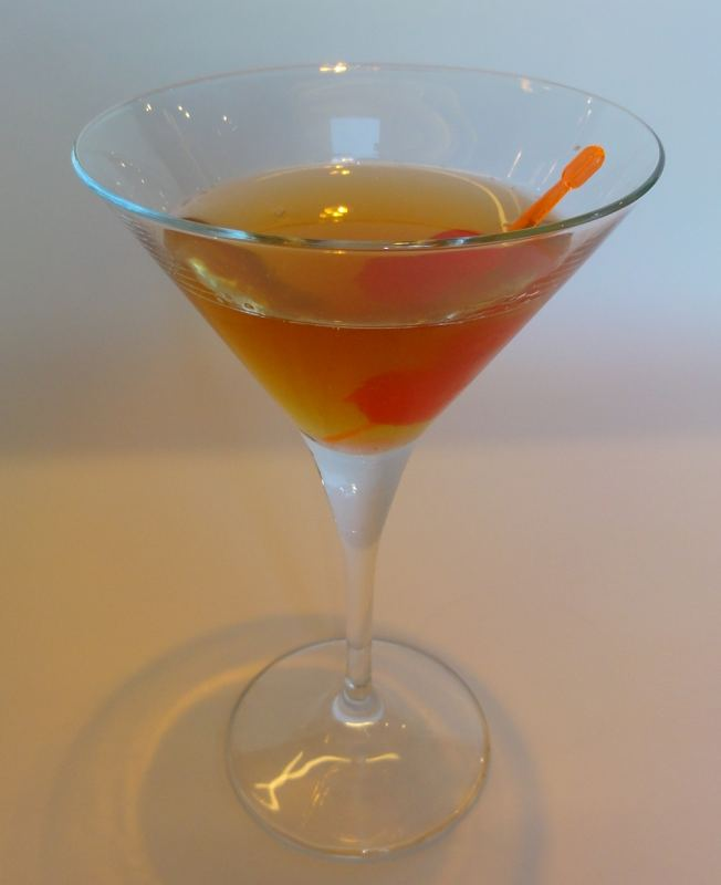martinez der kleine bruder des trockenen martini cocktail hausbar rezept aus der cocktail. Black Bedroom Furniture Sets. Home Design Ideas