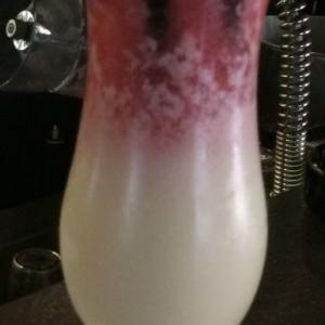 Lava Flow Cocktail